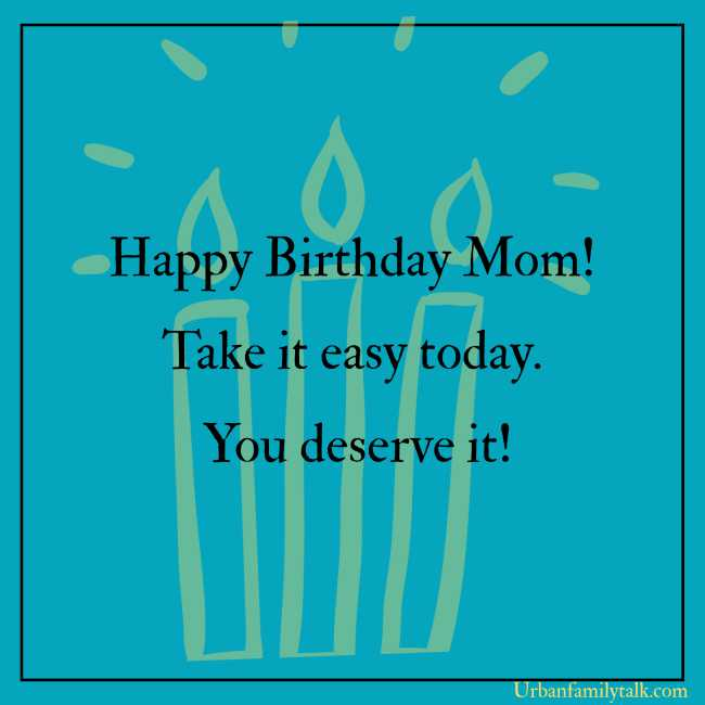 No Language can express the power, beauty and heroism of a Mother's Love. Wish you Happy Birthday Mom!
