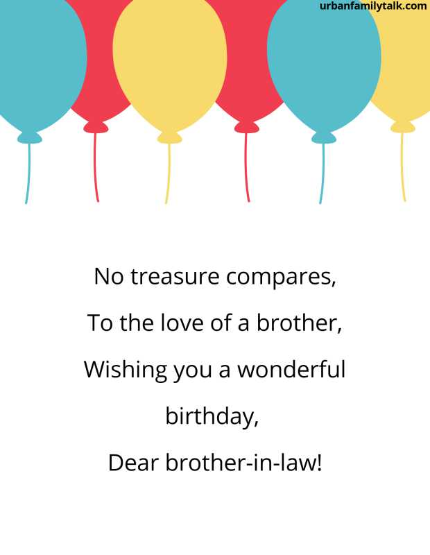 If I have to name one person who I admire the most then I would choose you my dear brother-in-law. Wishing you very happy birthday!
