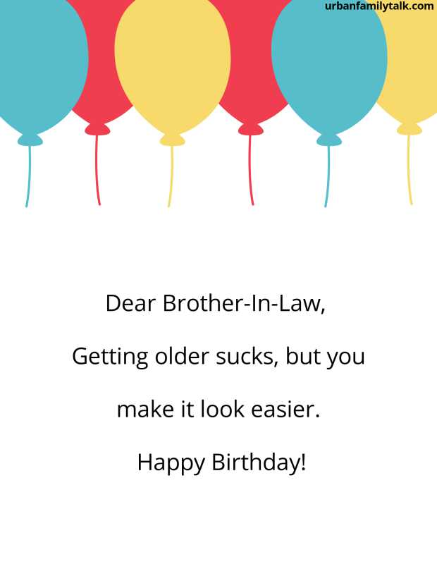 Instead of counting candles, or tallying the years, Contemplate your blessings now, As your birthday nears, wishing you happy birthday brother-in-law!
