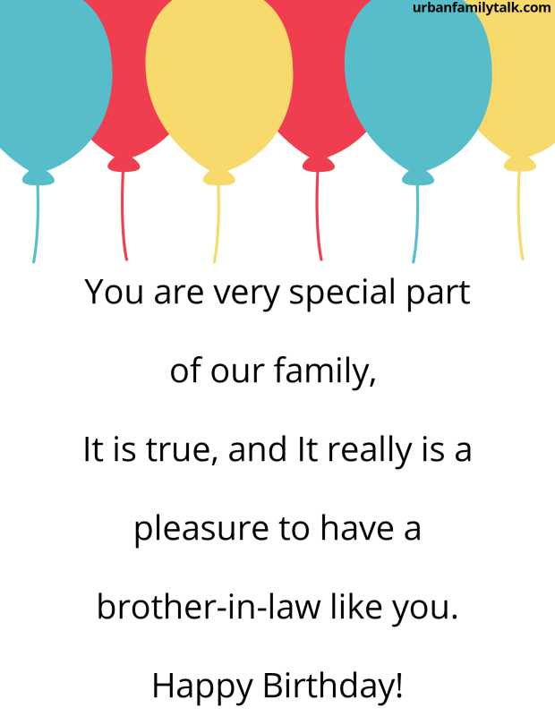 A Brother-in-law is someone who comes in your life and become your friend. Wishing you a very happy birthday!