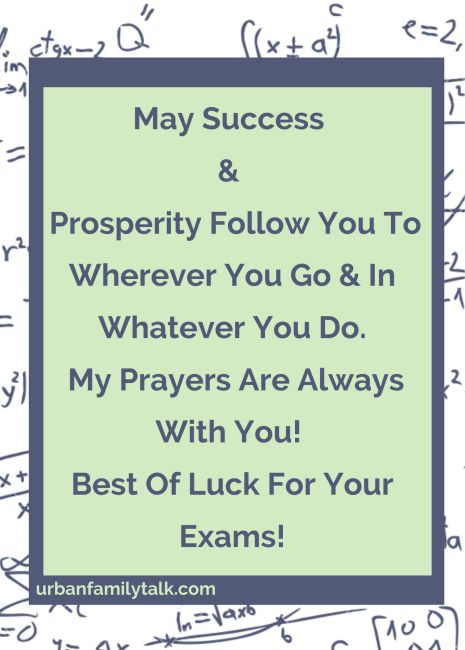 All The Best! It's Not The Exceptional Few Who Surge Ahead.. But The Exceptionally Hard Working. So, Do Your Best And Reach High…