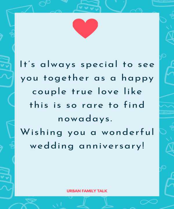 It's always special to see you together as a happy couple true love like this is so rare to find nowadays. Wishing you a wonderful wedding anniversary