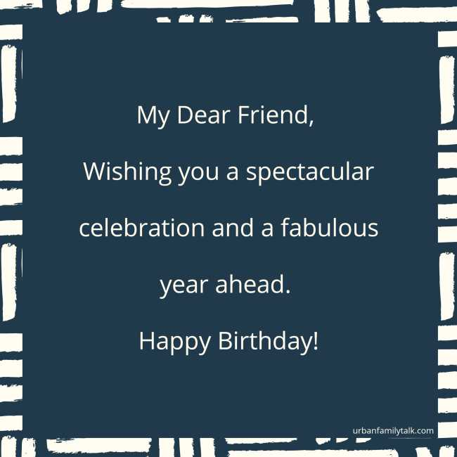 No Matter how old we get and I know that you are always my best friend and you will always be. Wishing you a Happy Birthday!