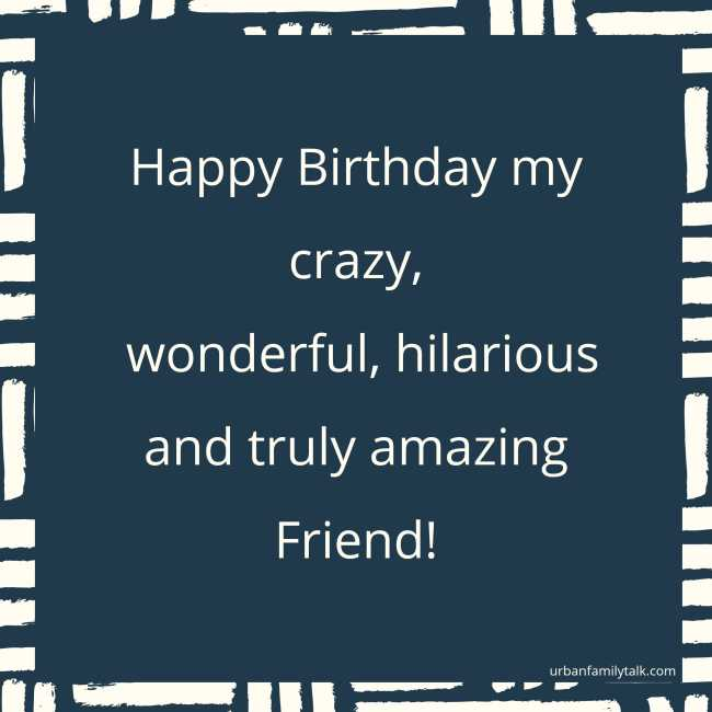 Wondrous 42 Happy Birthday Wishes For Best Friend Male Urban Family Talk Funny Birthday Cards Online Alyptdamsfinfo