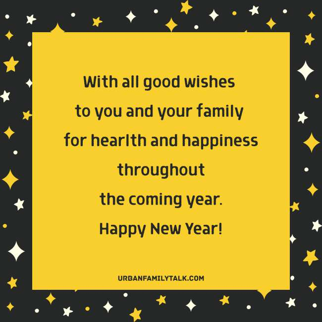 I wish this new year brings you new opportunities, renewed hope, new adventures, new ways to give and love. May this be your best year ever!